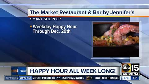 Fan of happy hour? Check out this deal!