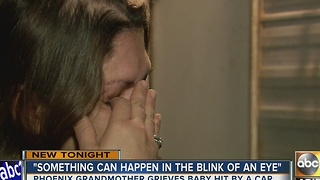 Grandmother speaks out after grandson hit, killed in PHX driveway - Video