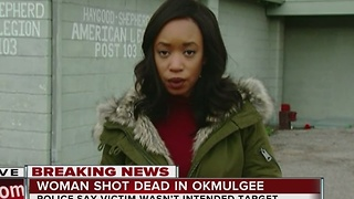 Woman dead after shooting in Okmulgee - Video