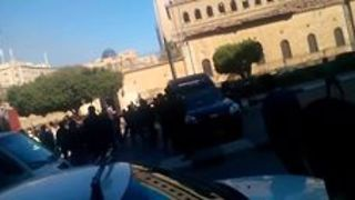 Dozens Killed and Injured As Blast Hits Church in Cairo - Video