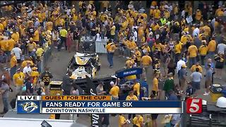 Fans Ready For Game 6 - Video