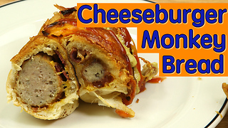 Cheeseburger monkey bread recipe - Video