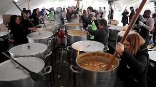 South Africa - World Food Day (Videos) (fj5)