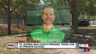 Former FMHS Basketball coach gets new job - Video