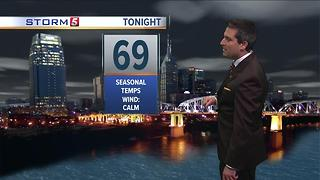 Henry's Evening Forecast: Sunday, July 16, 2017 - Video