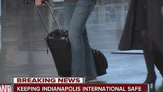 Security heightened at Indianapolis airport after Fort Lauderdale shooting - Video