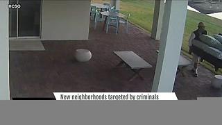 New neighborhoods targeted by criminals - Video