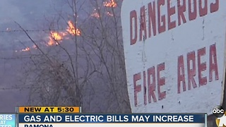 Gas and electric bills may increase - Video