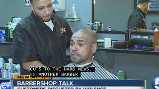Barbershop Talk - Video