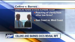 Cellino and Barnes court documents unsealed - Video