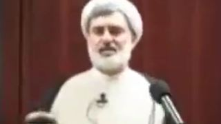 Mohsen Kadivar's speech about the Iran's chief of judiciary - Video