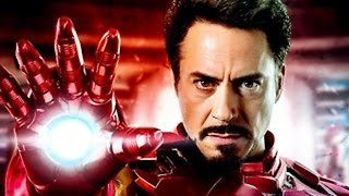 10 Secrets About Iron Man - Video