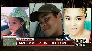 Three siblings still missing out from Marana - Video
