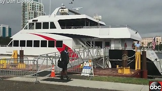 City leader says Cross-Bay ferry is barely selling tickets - Video