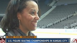 U.S. Figure Skating Championships in Kansas City - Video