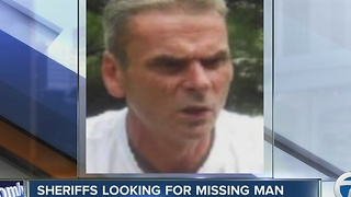 Deputies search for Olean man, missing since October - Video