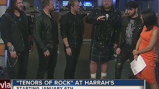 Tenors of Rock on Midday - Video