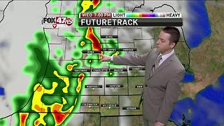 Dustin's Forecast 6-13 - Video