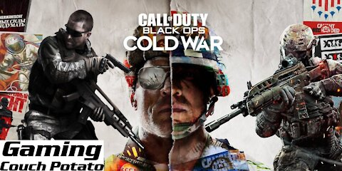 "Call of Duty: Black Ops Cold War - Game play - ""Incoming"" Clip"