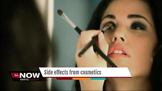Increasing Reports of Side Effects From Cosmetics