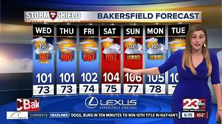 23ABC PM Weather Update 7/4/17 - Video