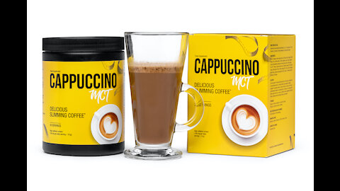 Cappuccino MCT for Weight Loss