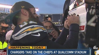 Will this be the Chargers final farewell at the Q? - Video