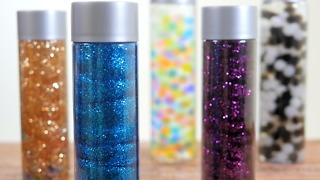 How to make sensory bottles - Video