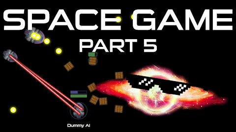 Space Game - Part 5 - Weapons & Loot