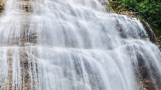 Bridal Falls British Columbia  - Video