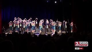 Into the high stakes show choir camp - Video