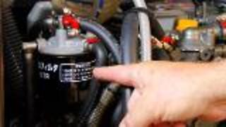 Sailing Tips - Checking The Sailboat's Engine - Video