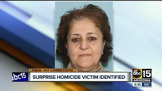 Police ID woman found dead in Surprise home