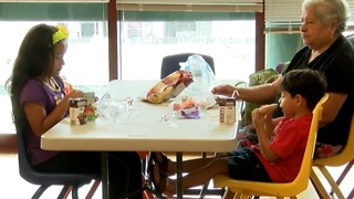 Food for Thought: Feeding students this summer - Video