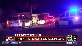 Police: Man shot and killed in Phoenix - Video