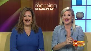 Molly & Tiffany with the Buzz for July 12! - Video