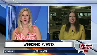 Weekend events, July 14-16 - Video
