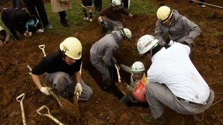 Japanese Hole-Digging Contest - Video