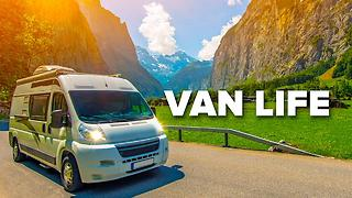 Road Trip Alternative: See America in a Van This Summer - Video