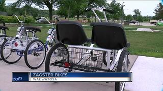 All-inclusive bike sharing service Zagster now available in Wauwatosa - Video