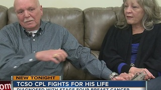 TCSO CPL Fights For His Life - Video