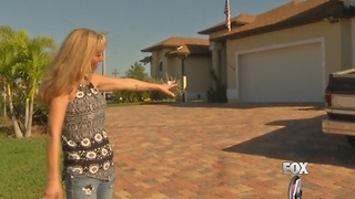 Neighbor holds gun to Cape Coral woman's face - Video
