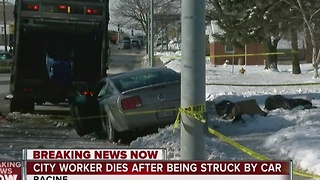 Racine city employee, pastor killed in crash - Video
