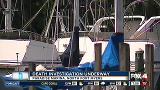 Death investigation underway in North Fort Myers - Video