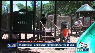 CALL 6: Broken equipment, high platforms are the top playground concerns, safety experts say - Video