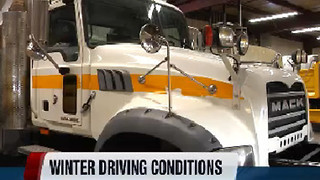 Idaho Transportation Department gearing up for another snow storm - Video