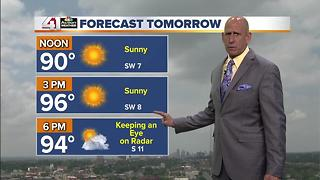 Gary Lezak Wednesday Evening Forecast Update 6 14 17 - Video