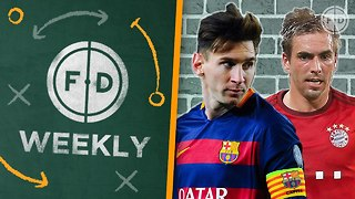 Barcelona, Bayern Munich & Real Madrid Combined XI | #FDW - Video