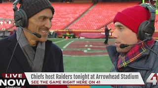 Tony Dungy on his history at Arrowhead Stadium - Video