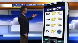 Henry's Evening Forecast: Sunday, July 2, 2017 - Video